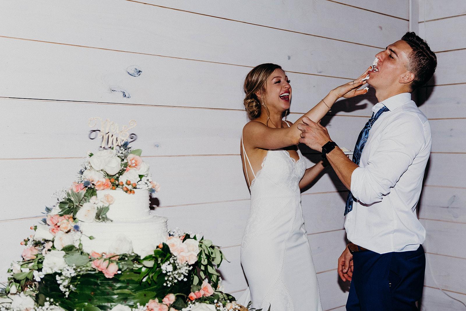 north texas barn wedding