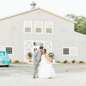 DFW Barn Wedding Venue
